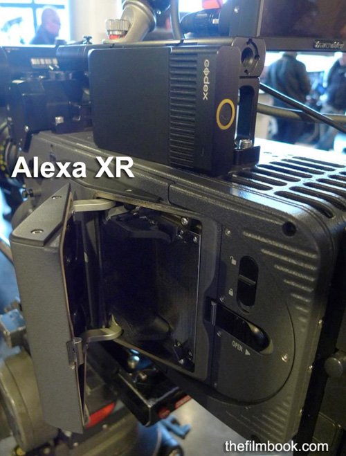 Alexa XT with 512GB drive-thefilmbook-
