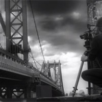 Fincher b&w Epic-M DOWNTOWN commercial