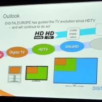 TV formats: from analog to Ultra