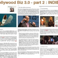 Hollywood Biz 3.0 - part 2 : INDIES