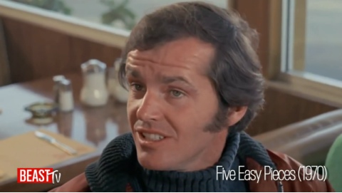 Jack Nicholson - 5 Easy Pieces -thefilmbook