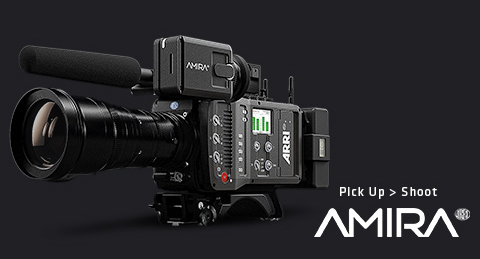 Pick up Shoot Arri Amira