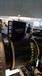 Codex Data Logger One atop Cooke 50mm lens