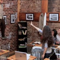 Telekinetic Special Effects in NYC coffee shop