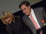 sveltlana and jacques delacoux at legion of honor ceremony -thefilmbook