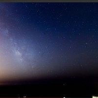 Shooting the Milky Way with the ETTR Method