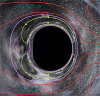 Interstellar: Visualizing a Black Hole