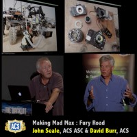 Making of Mad Max Fury Road with John Seale & David Burr by ACS