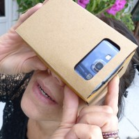 Virtual Reality Cinema 1: Google Cardboard