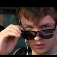 BABY DRIVER Opening Scene