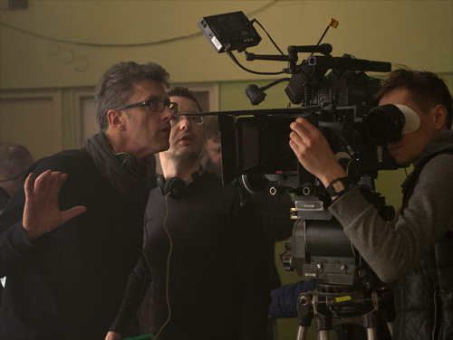 Pawel-Pawlikowski-and-Lukasz-Zal-on-set-of-IDA-thefilmbook-v2-