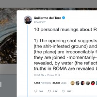 10 Personal Musings about Roma - Guillermo del Toro